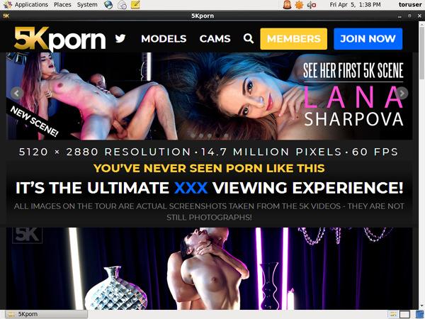 5K Porn Special Deal