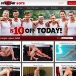 Boys Straight Broke Discount Membership