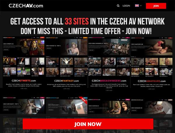 Czech AV User Pass