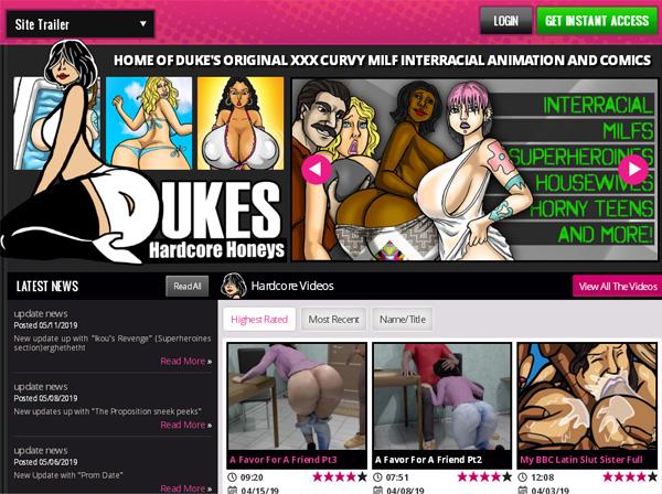 Dukes Hardcore Honeys Discount Site