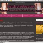 Free Accounts To Hardcore Beauties