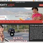 Get Naughty Lada Membership Discount