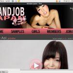 Handjob Japan Free Trial Promotion
