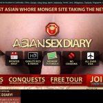 Porno Asian Sex Diary