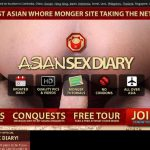 User Pass Asian Sex Diary