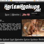 Harlem Hookups Sign In