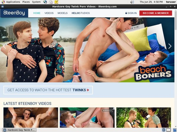 8 Teen Boy Free Account And Password
