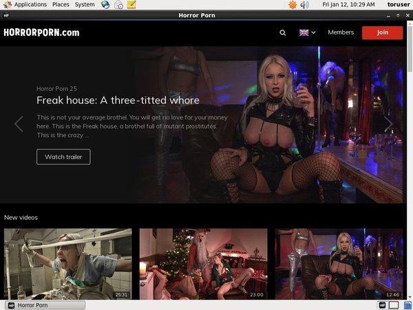 Horror Porn Best Payporn