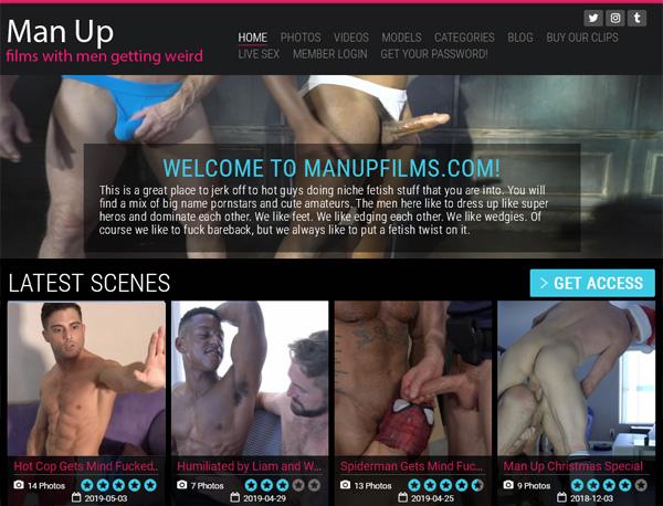 Man Up Films Discount Price