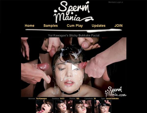 Sperm Mania Picture